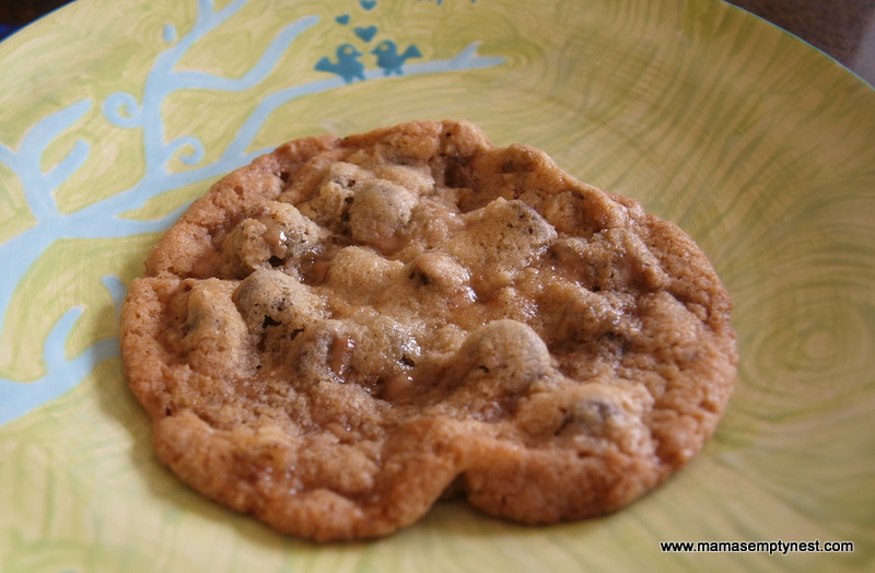 ... ' – Granite City's Toffee Almond Cookies | Mama's Empty Nest